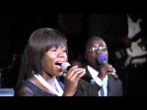 Faith of our fathers (live)   Nii Okai ft Ben Essel & Gifty Awuku