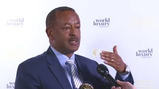 Redi Yusud, Managing Director - Ethiopian International Services, Ethiopian Airlines