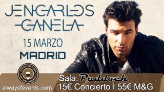 Jencarlos Canela 'Jen and The FAM Tour' en concierto en España