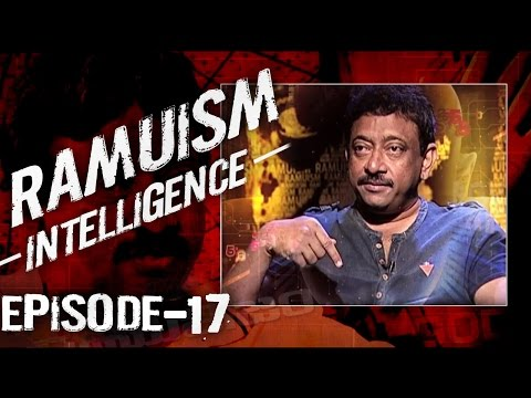 """RGV talks about Intelligence in """"Ramuism"""" Episode 17"""