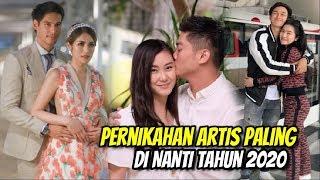 10 Deretan Artis TERKENAL Yg Bakalan Menikah di Tahun 2020, Siapa Saja???