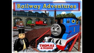 Thomas and Friends Railway Adventures Full Gameplay