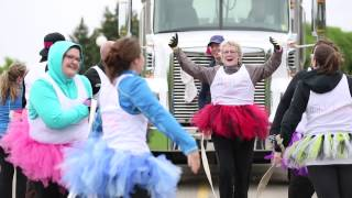 Tug for Tatas - Celebrating National Cancer Survivors Day in Regina Saskatchewan