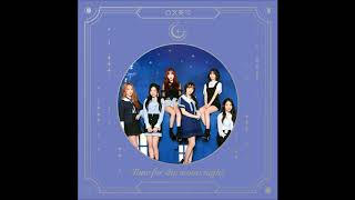 Download GFRIEND (여자친구) - Time for the moon night (밤) [MP3 Audio]
