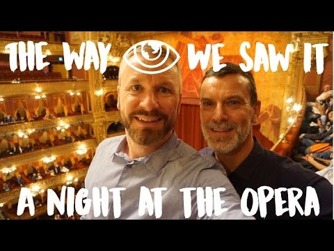 Buenos Aires Recoleta and Teatro Colon /Argentina Travel Vlog #89 / The Way We Saw It