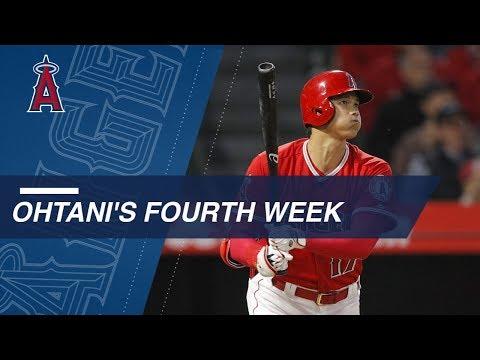 shohei-ohtani's-fourth-week-in-major-league-baseball
