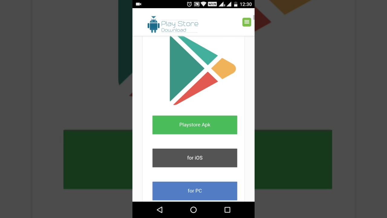 Google Play Store Download - Latest APK by Google for Playstore