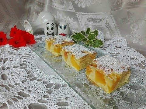 Brzi kolač sa breskvama - Kuhinja Sunčane Staze