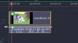видео урок как ускорить голос в видео