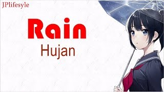 Temani Santaimu | Rain - Sekai no Owari | Terjemahan Indonesia
