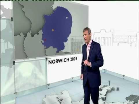 BBC Euro Elections 09 Vine