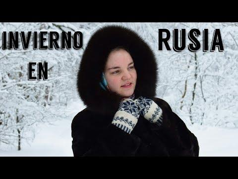 Como Es El Invierno En Rusia