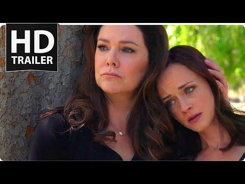 GILMORE GIRLS: A YEAR IN THE LIFE Season 8 Trailer (2016) Netflix