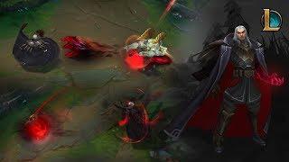 Prezentacja bohatera Swaina | Rozgrywka — League of Legends