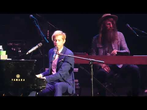 Cole Selleck - Andrew McMahon Covers Believe By Cher Live