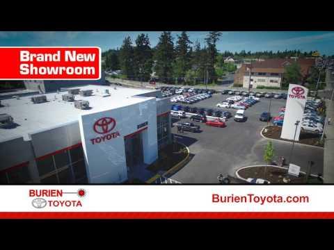 Burien Toyota - New Showroom