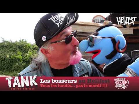 Mr TANK le retour - Hellfest 2016