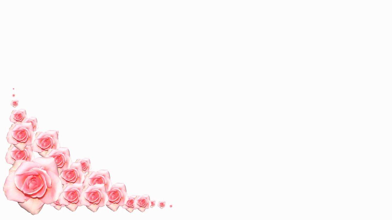 イラスト イラスト枠 無料 ダウンロード : 無料 動画素材 結婚式 背景 ...