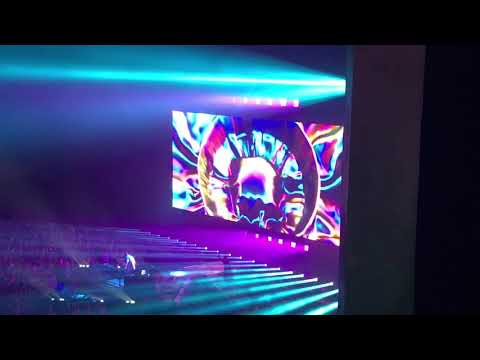 Alesso  ID Not Too Late New Song @ Bill Graham SF