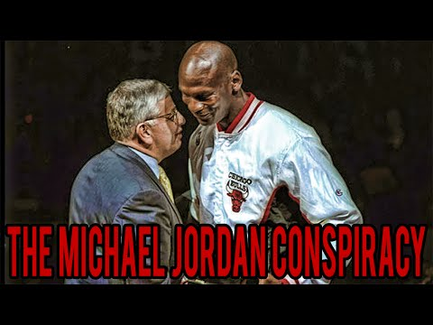 Was Michael Jordan's Retirement A Secret Suspension By David Stern? The NBA's Biggest Conspiracy