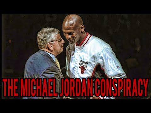 Was Michael Jordan's Retirement A Secret Suspension By David Stern? The NBA's Biggest Conspiracy