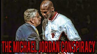 was michael jordan s retirement a secret suspension by david stern the nba s biggest conspiracy