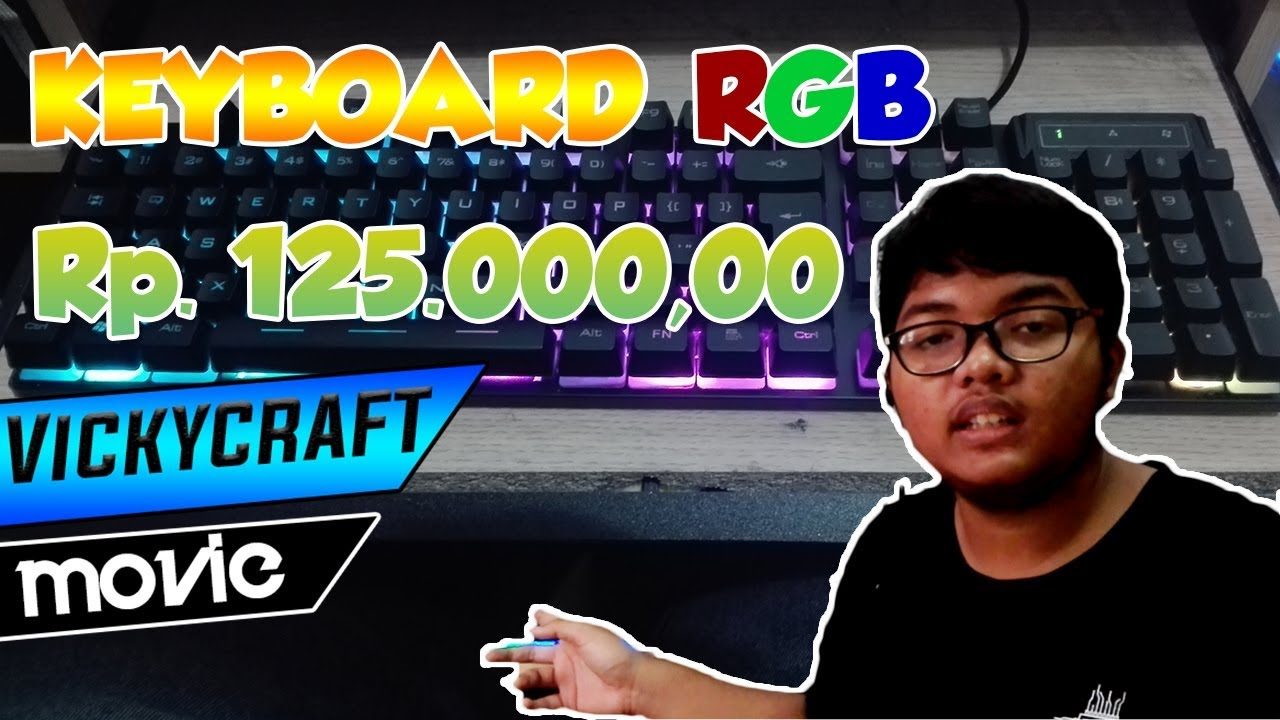Keyboard Gaming Murah Imperion Warrior 10 Series Monday Chat 8 Cheap War