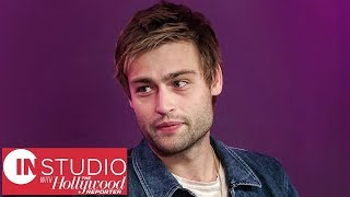 Douglas Booth &#39The Dirt&#39 Tells Motley Crue&#39s Story to &quotWhole New Generation&q ...