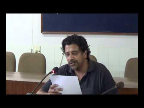 "JNU Philosophy Colloquium: Nishad Patnaik on ""Indeterminacy and Identity"""