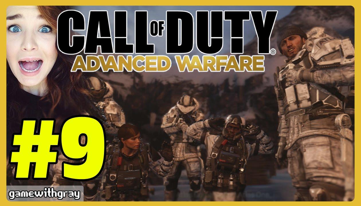 Call of Duty: Advanced Warfare Playthrough Crash Part 9 - YouTube