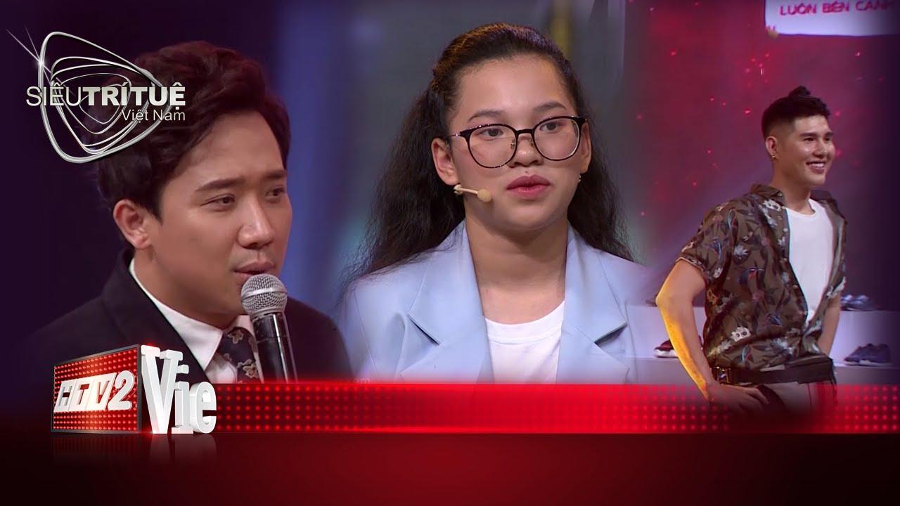 image Tóc Tiên, Trấn Thành phát cuồng vì nữ sinh 13 tuổi nhận diện bất bại   #3 SIÊU TRÍ TUỆ VIỆT NAM