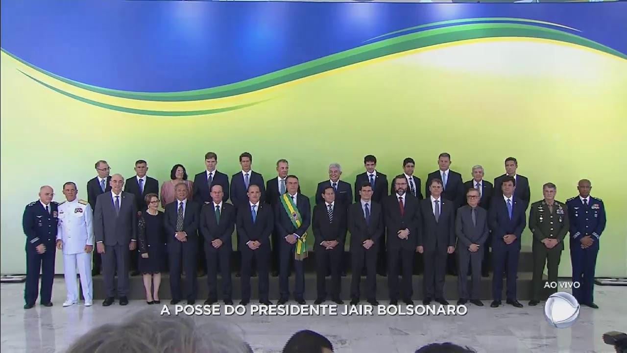 Resultado de imagem para posse do presidente jair bolsonaro