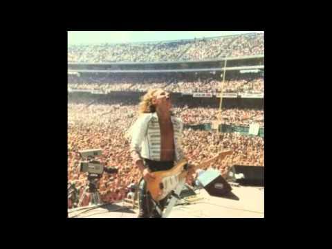 Yngwie J Malmsteen 's Rising Force - Far beyond the sun - LIVE 1985?