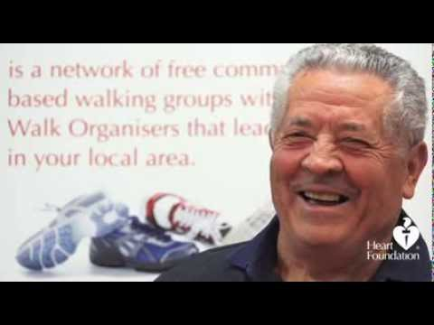 Frank's story - why walking helps my dementia