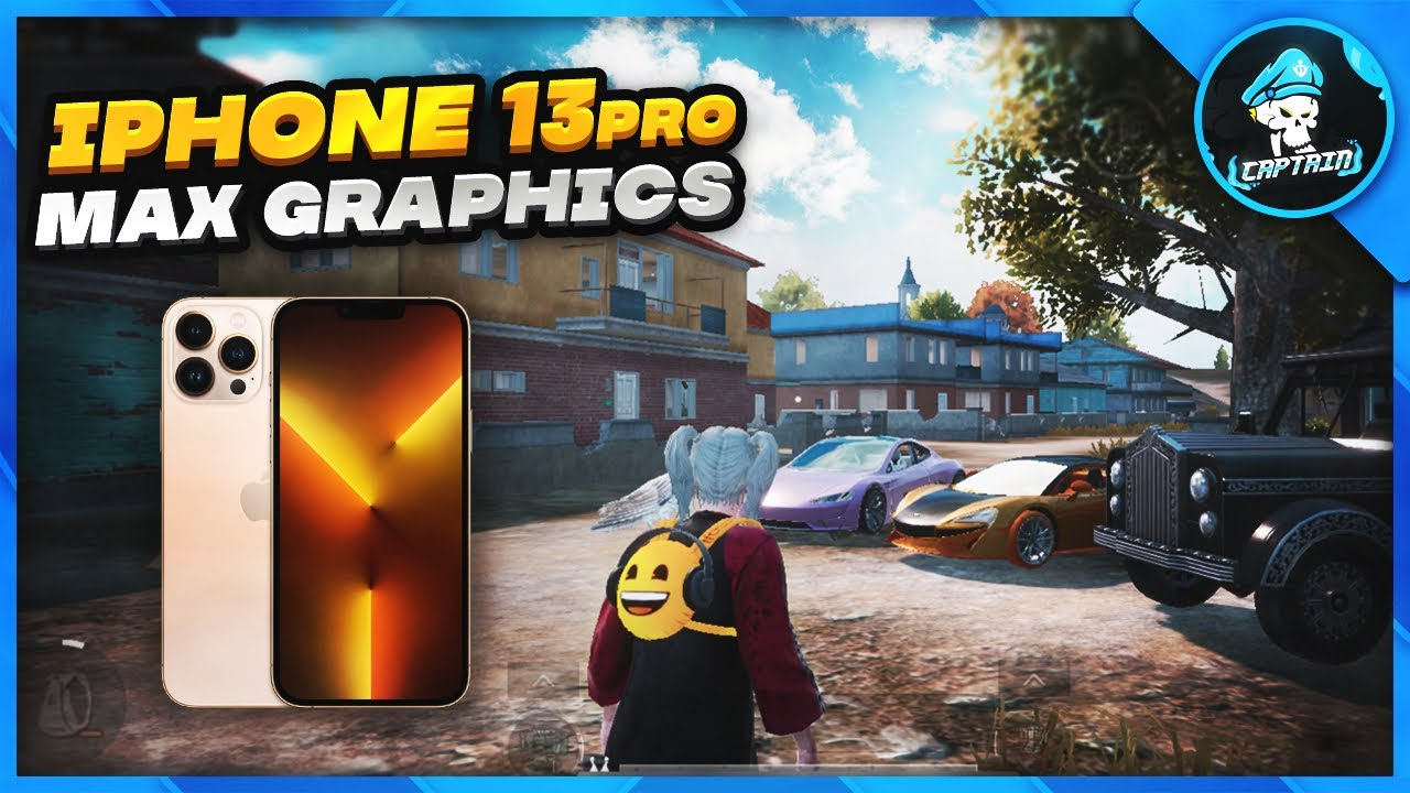 Download سولو سكواد بأعلى رسومات على الايفون ١٣ برو😱 | Max Graphics On iPhone 13 Pro Gameplay🔥