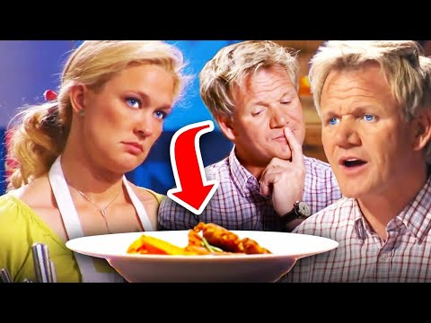 Top 10 MasterChef Season 2 WORST DISHES!
