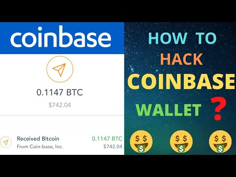 HOW TO HACK COINBASE WALLET    GET UNLIMITED BITCOIN 2020
