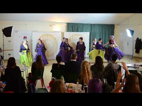 Come with me now - Arabian Nights hafla, Quedgeley -Nov 2017
