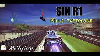 Asphalt 8 MultiPlayer SIN R1 *The MP Tuned Monster*