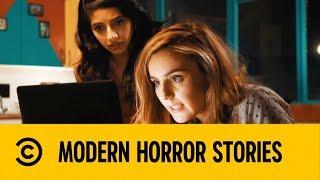 Quiero Saber TODO de Ti | Modern Horror Stories | Comedy Central España