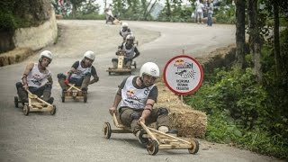 Not Your Average Soap Box Race - Red Bull Formulaz 2014