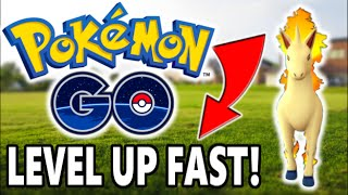 Level Up FAST!! And More Pokemon Go Tips and Tricks