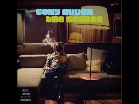 Tony Allen - On Fire