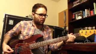 "Elevation Worship ""Fortress"" - Bass tutorial"
