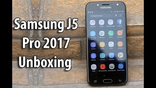 Samsung J5 Pro 2017 Unboxing and First Look