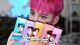 Video Trying these EXO Hair Color Treatments lol - Edward Avila download MP3, 3GP, MP4, WEBM, AVI, FLV Desember 2017