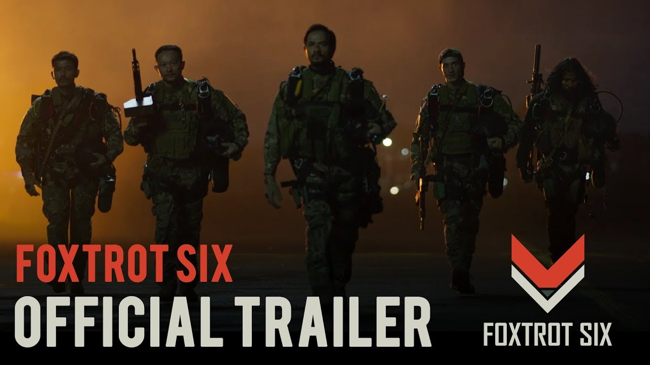 Full Movie Online Free HD Putlockers FOXTROT SIX (2019) Full Video Movie