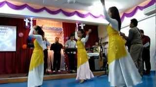 Ajaib Tuhan (Kami Memuji KebesaranMu) - SIB Cheras Awana
