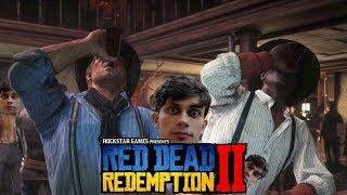 КОПЕРФІЛД МНОЮ Б ПИШАВСЯ • Red Dead Redemption 2 українською #13