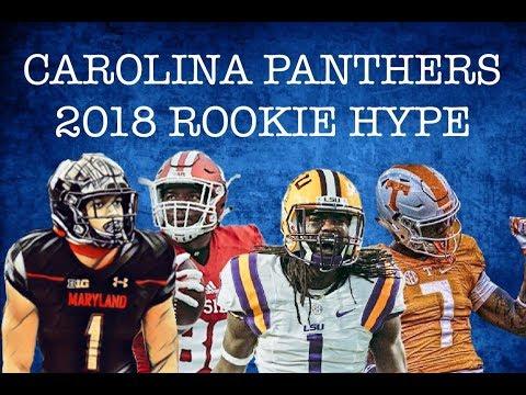 Carolina Panthers 2018 Rookie Class HYPE/Highlights
